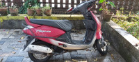 Second hand Hero Honda Pleasure Scooter