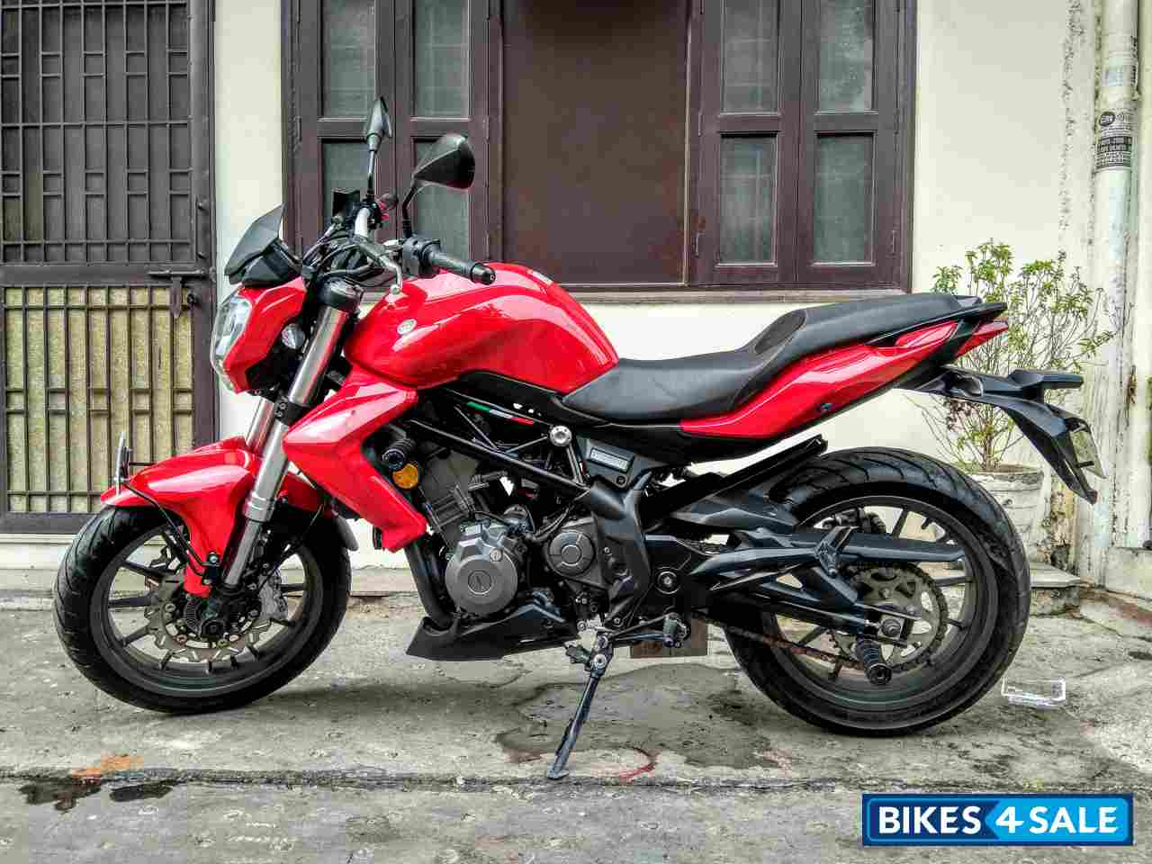 Used 2017 Model Benelli TNT 300 For Sale In New Delhi. ID