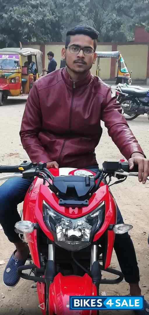 Used 2018 model TVS Apache RTR 160 4V for sale in Patna  ID