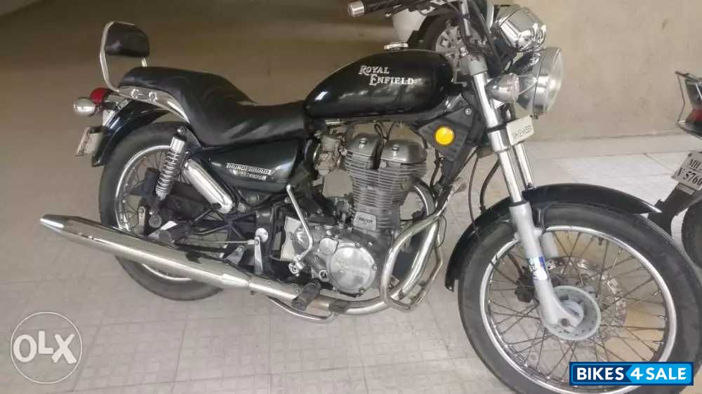 Used 2012 model Royal Enfield Thunderbird for sale in Pune