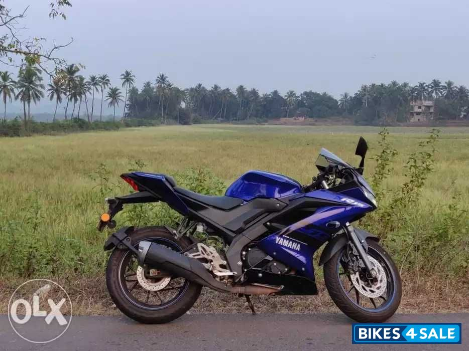 Used 2018 model Yamaha YZF R15 V3 for sale in Margao  ID