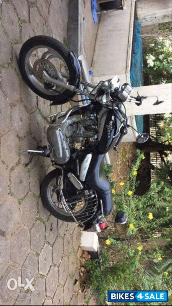 Used 2006 model Royal Enfield Thunderbird 350 for sale in Palakkad