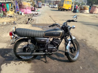 Used Yamaha RX 100 in Lucknow with warranty  Loan and Ownership