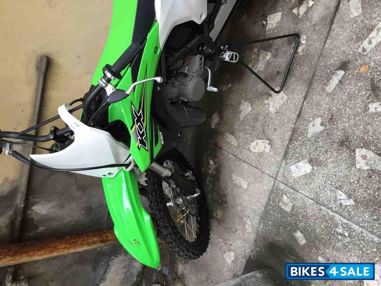 Used 2019 model Kawasaki KLX 110 for sale in Mumbai  ID