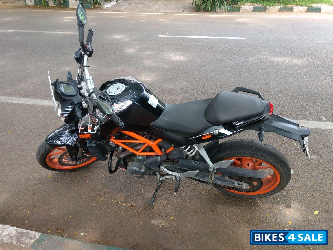 Used 2015 Model Ktm Duke 390 For Sale In Bangalore Id