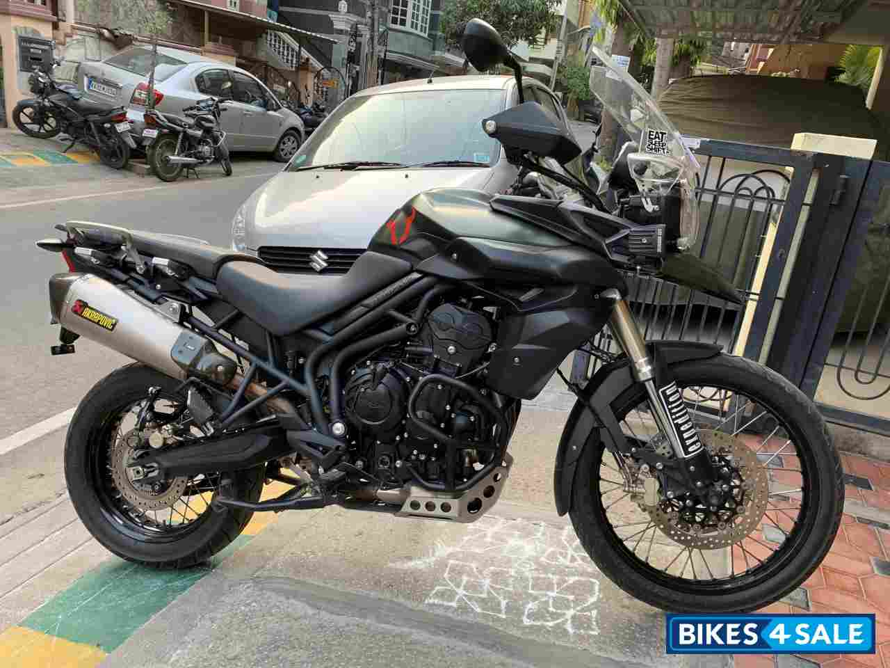 Used 2014 Model Triumph Tiger 800 Xc For Sale In Bangalore Id