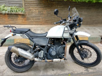 Royal Enfield Himalayan 2016 Model