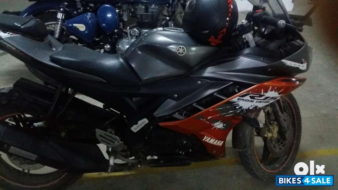 Used 2017 model Yamaha YZF R15 V2 for sale in Bangalore  ID