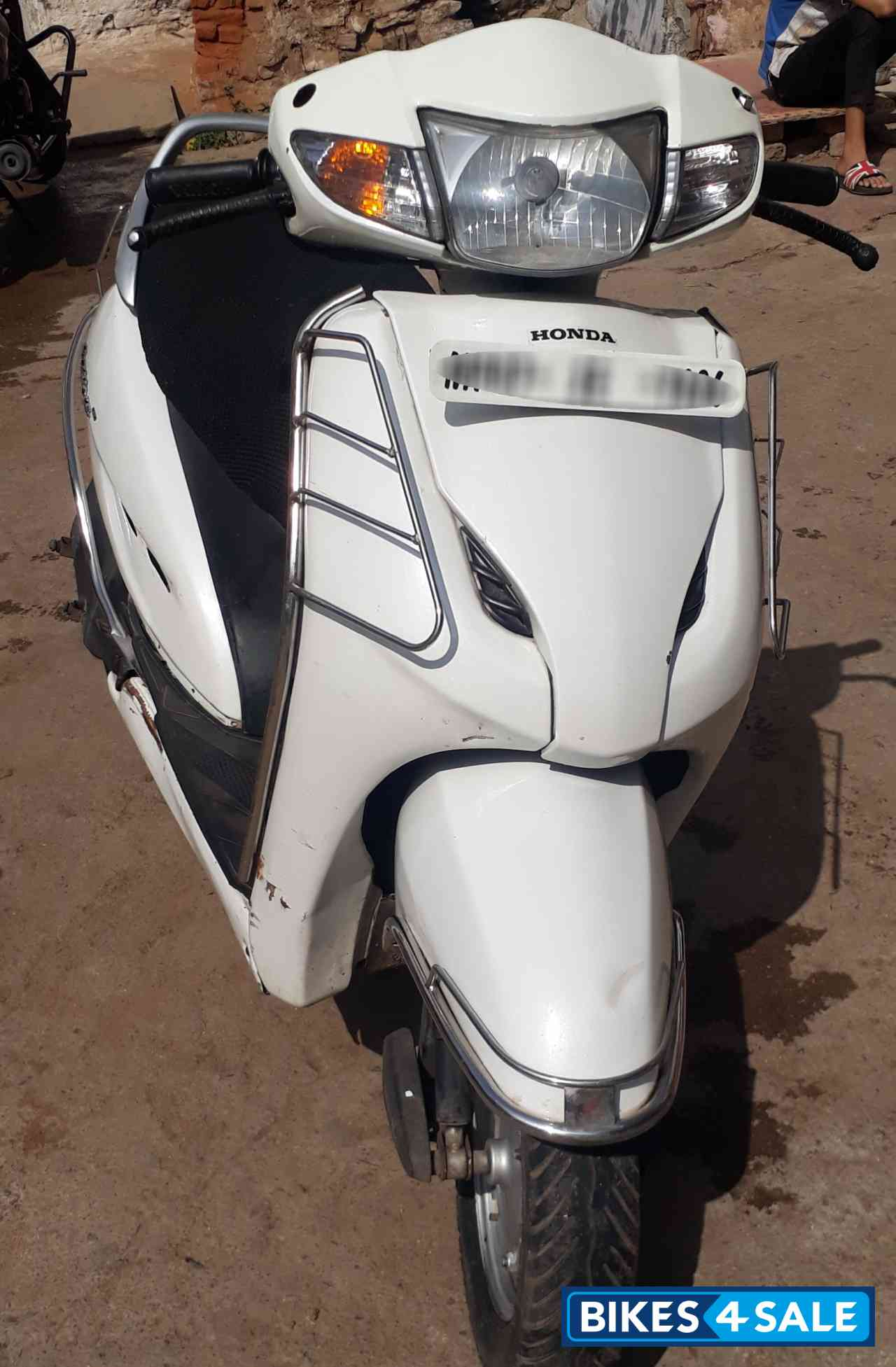 Used 2015 Model Honda Activa 3g For Sale In Gwalior Id 207519