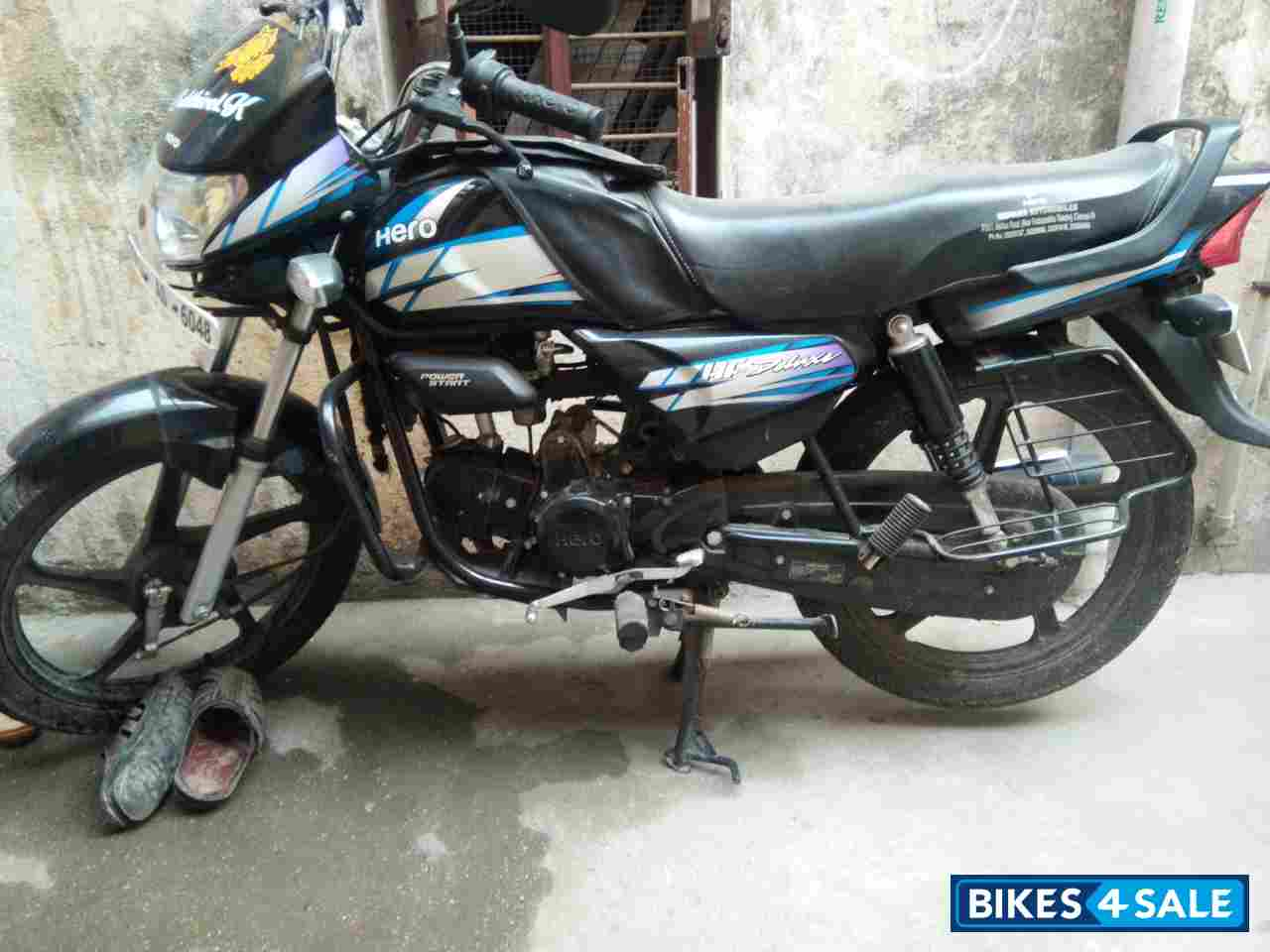 Used 2017 Model Hero Hf Deluxe For Sale In Tiruvallur Id 208386 Bikes4sale