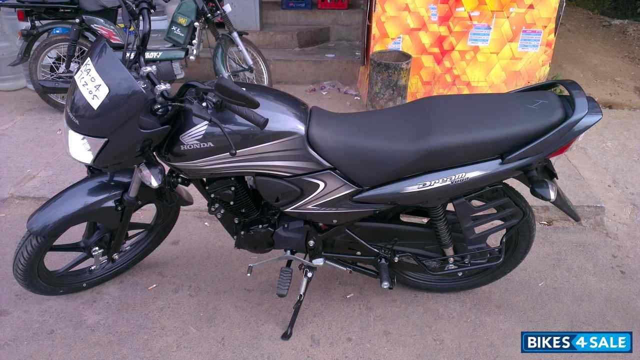 Used 2012 Model Honda Dream Yuga For Sale In Bangalore Id 208672 Metallic Grey Colour Bikes4sale