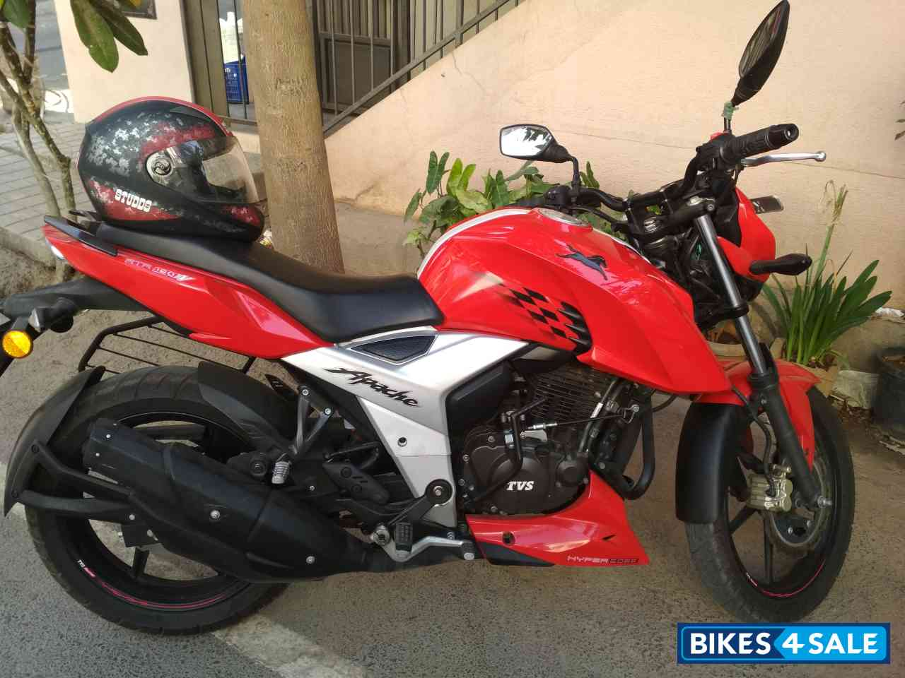 Used 2018 model TVS Apache RTR 160 4V for sale in Bangalore