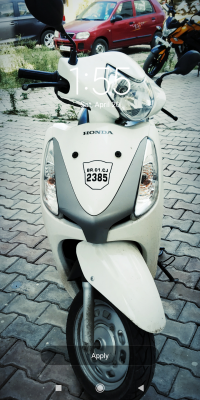 Honda Aviator 2015 Model