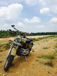 Royal Enfield Bullet 500 2015 Model