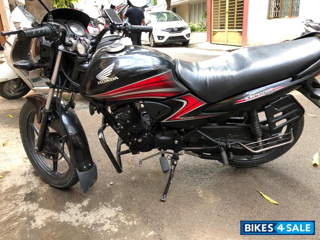 Used 2013 Model Honda Dream Yuga For Sale In Bangalore Id 215850 Black Colour Bikes4sale