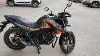 Mars Orange Honda CB Hornet 160R ABS