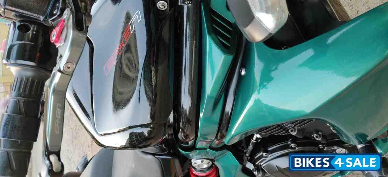Used 2015 Model Kawasaki Er 6n For Sale In Navi Mumbai Id 218279
