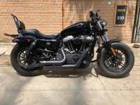 Harley Davidson Forty-Eight 2016 Model