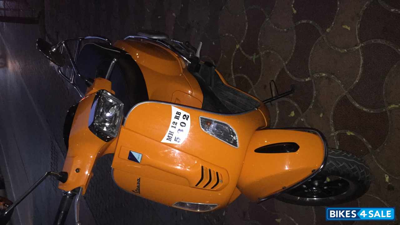 Used 2018 model Vespa SXL 125 for sale in Pune  ID 219529