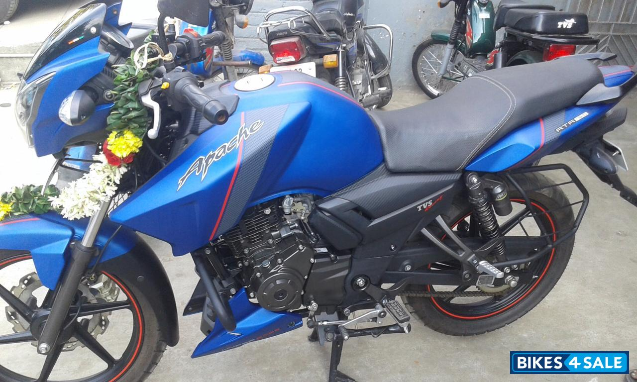 Used 2015 model TVS Apache RTR 160 4V for sale in Chennai