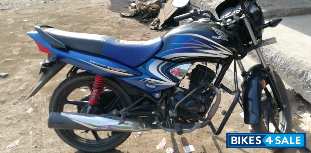 Used 2017 Model Honda Dream Yuga For Sale In Bharuch Id 220590 Bikes4sale