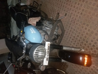 Royal Enfield Classic 350 Redditch Blue 2017 Model