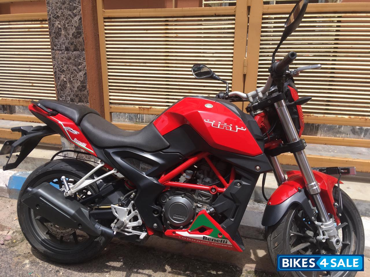 Used 2017 Model Benelli TNT 25 For Sale In Kolkata. ID