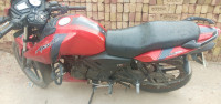 Red TVS Apache RTR 160