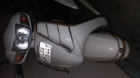 Ps White Honda Activa