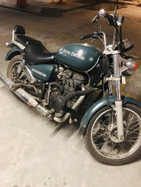 Royal Enfield Thunderbird 350  Model