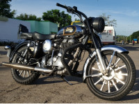 Royal Enfield Classic Chrome 2014 Model