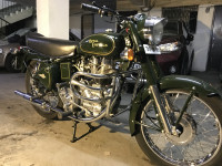 Military Green Royal Enfield Bullet Standard 350