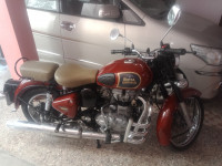 Royal Enfield Classic 350 Redditch Red 2016 Model
