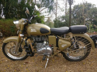 Royal Enfield Classic Desert Storm 2015 Model