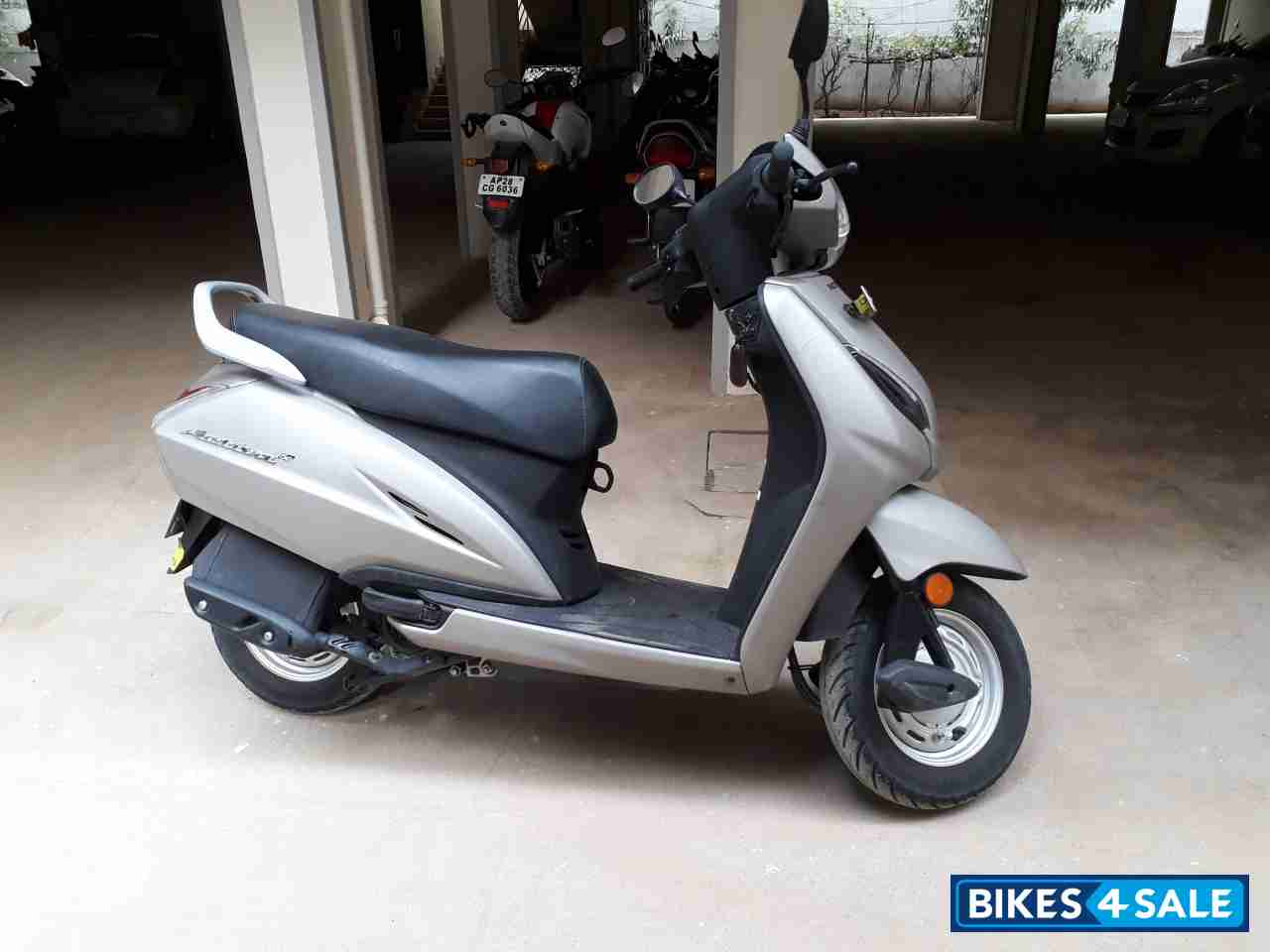 Used 2018 model Honda Activa 5G for sale in Hyderabad  ID