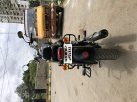 Flicker Black Royal Enfield Thunderbird 350