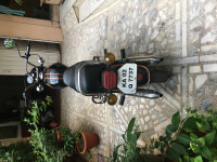 Black Ideal Jawa Yezdi RoadKing