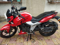 Used TVS Apache in India with warranty  Loan and Ownership