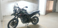 Matt Green Triumph Tiger 800 XCA