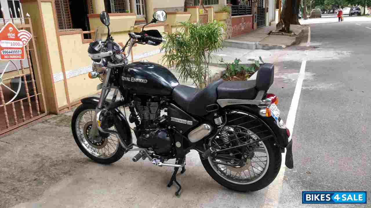 Stone Black Royal Enfield Thunderbird 500