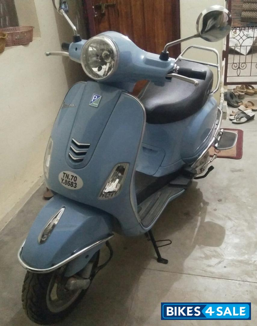Used 2018 Model Vespa Vxl For Sale In Tamil Nadu Id 233180 Skyblue Colour Bikes4sale