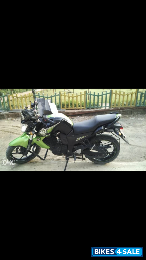 Used 2014 model Yamaha FZ-S for sale in Bangalore  ID 234592