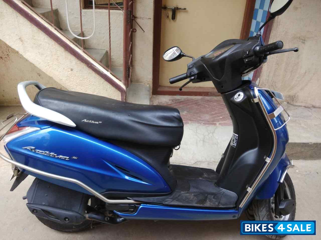 Used 2016 Model Honda Activa 3g For Sale In Bangalore Id 238228
