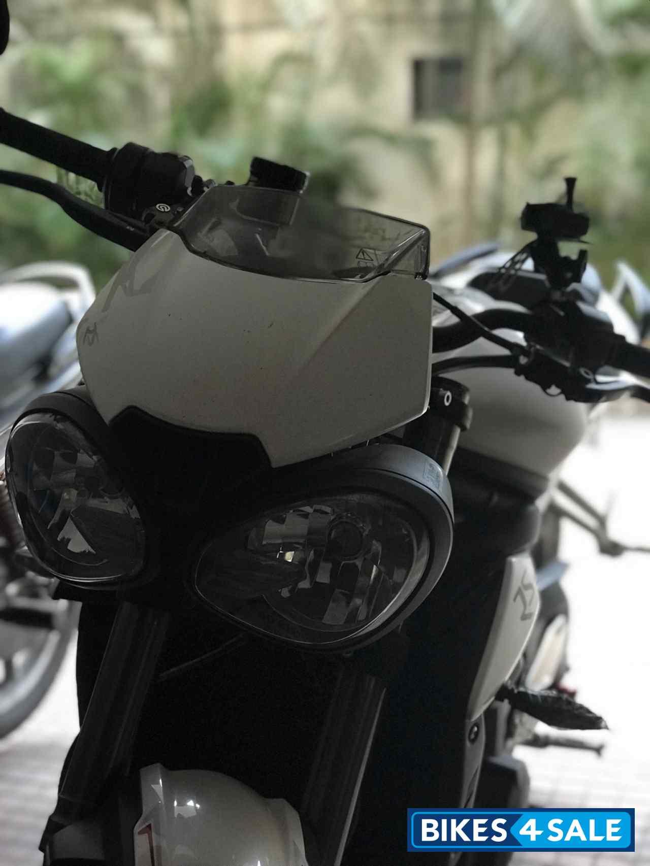 Used 2018 Model Triumph Street Triple Rs For Sale In Mumbai Id 239489 Bikes4sale