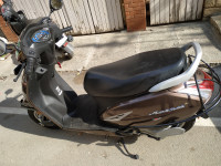 Brown Honda Activa 5G