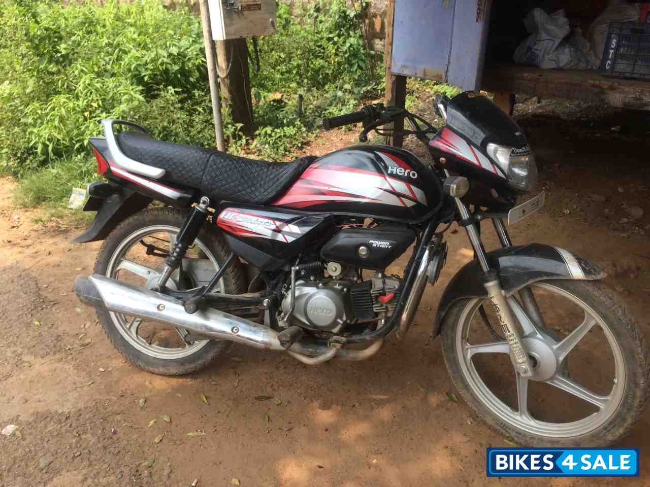 Used 2017 Model Hero Hf Deluxe I3s For Sale In Mahasamund Id 242030 Black Red Colour Bikes4sale