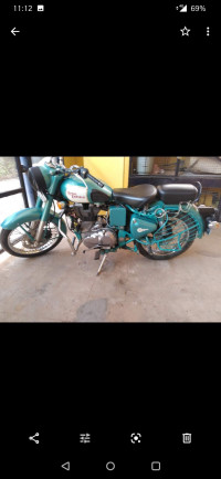 Royal Enfield Bullet Standard 500 2012 Model