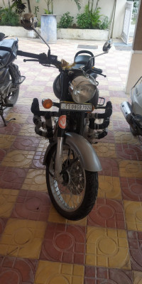 Royal Enfield Classic Gunmetal Grey 2018 Model
