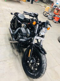 Harley Davidson Forty-Eight 2019 Model