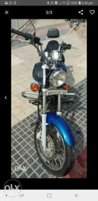 Bajaj Avenger Cruise 220 2015 Model